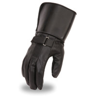 First Racing Midweight Premium Cowhide Gloves