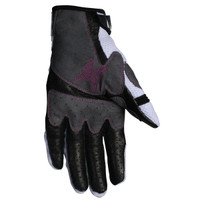 Joe Rocket Heartbreaker Women's Gloves White Palm View