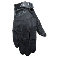 Joe Rocket Heartbreaker Women's Gloves  Black