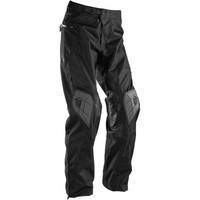 Thor Range Pants Black Front Side