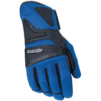 Tour Master Intake Air Glove Blue