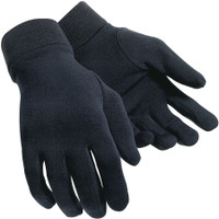 Tour Master Polar Fleece Glove Liners Black
