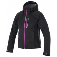 Alpinestars Stella Spark Softshell Womens Jacket Black