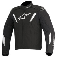 Alpinestars T-GP Pro Textile Jacket Black Front Side