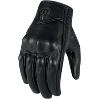 Icon Pursuit Touchscreen Womens Gloves Black