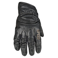 & Strength Rust and Redemption Gloves Black
