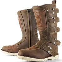 Icon 1000 Elsinore Boots Brown