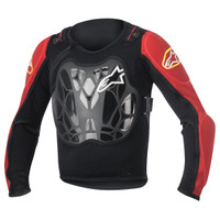 Alpinestars Youth Bionic Jacket Front Side View