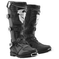 Thor Ratchet Boots Black 1