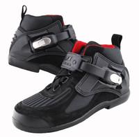 Vega Omega Mens Leather Sport Bike Boots