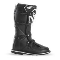 Fly Racing Maverik Boots  Black  3