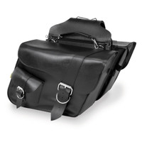 Willie & Max Ranger Slant Saddlebag  Plain