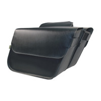 Willie & Max Raptor Series Super Slant Saddlebags