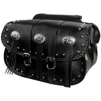 Willie & Max Warrior Saddlebag
