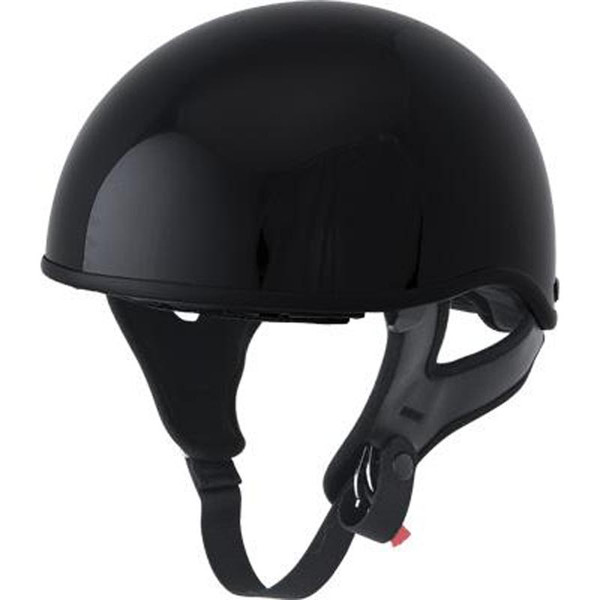 Fly Racing .357 Solid Helmet Black