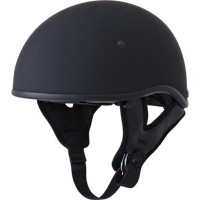 Fly Racing .357 Solid Helmet Flat Balck