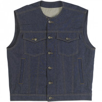Biltwell Inc. Prime Cut Denim Vest