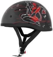 Skid Lid Helmets Original Hell on Wheels Helmet