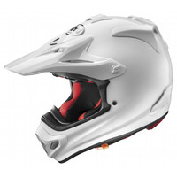 Arai VX-Pro4 Helmet White Front