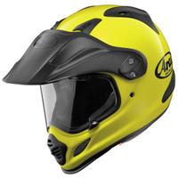 Arai XD-4 Hi-Viz Neon Helmet