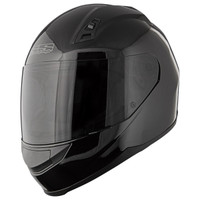 Speed & Strength SS700 Solid Helmet Black