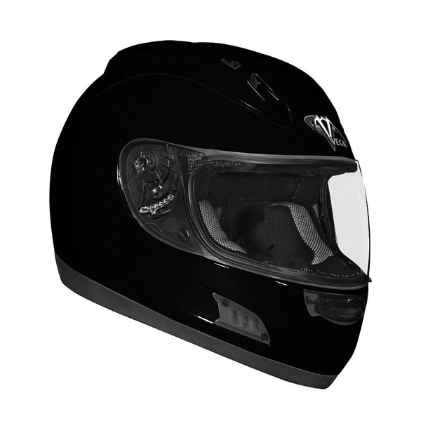Vega Altura Full Face Helmet Black