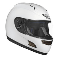 Vega Altura Full Face Helmet White