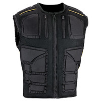 Viking Cycle Ragnar Motorcycle Vest for Men3