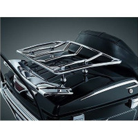 Kuryakyn Multi-Rack Adjustable Luggage Rack For Harley Touring
