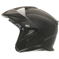 Bell Mag 9 Sena Solid Helmet  Black