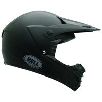Bell PS SX 1 Matte Black Full Face Helmet
