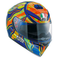 AGV K3 SV Five Continents Helmet
