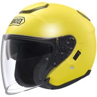 Shoei J-Cruise Helmet  Yellow