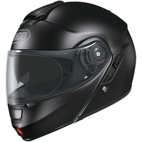 Shoei Neotec Modular Motorcycle Helmet Black