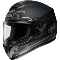 Shoei Qwest Serenity Helmet Black