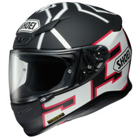 Shoei Rf-1200 Marqz Helmet  1