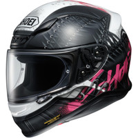 Shoei RF-1200 Seduction Helmet Pink
