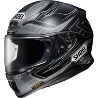 Shoei RF-1200 Valkyrie Helmet Black