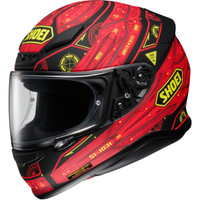 Shoei RF-1200 Vessel Helmet 1