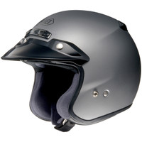 Shoei Rj Platinum R Helmet Matte Gray