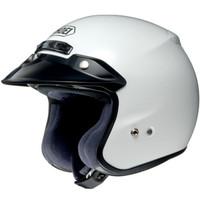 Shoei Rj Platinum R Helmet White