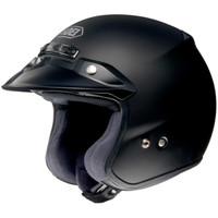 Shoei Rj Platinum R Helmet Black