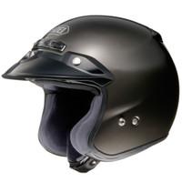 Shoei Rj Platinum R Helmet Matte Black