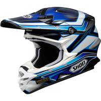 Shoei VFX-W Capacitor Helmet Blue