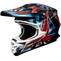 Shoei VFX-W Grant 2 Helmet Red