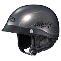 HJC CL-Ironroad Rose Helmet Gray