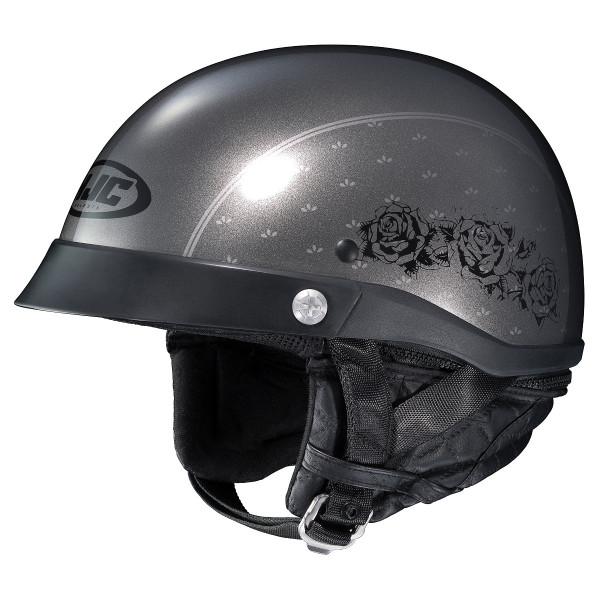 HJC CL-Ironroad Rose Helmet Gray