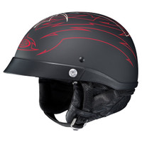 HJC CL-Ironroad Show Boat Helmet Red