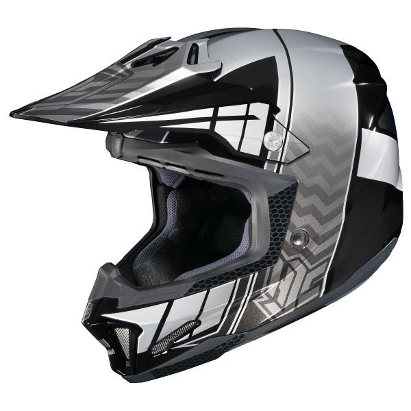 HJC CL-X7 Cross-Up Helmet Black