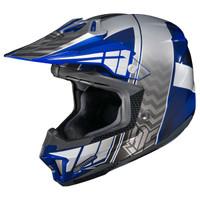 HJC CL-X7 Cross-Up Helmet Blue